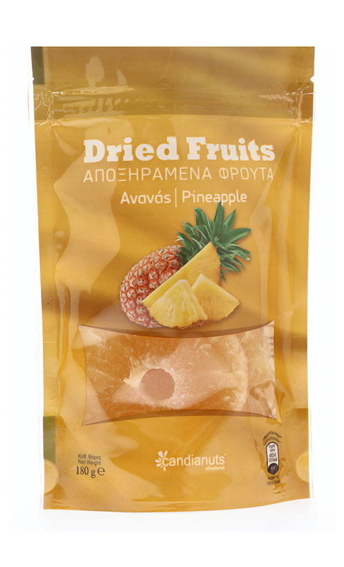 Pineapple - Dried Fruits