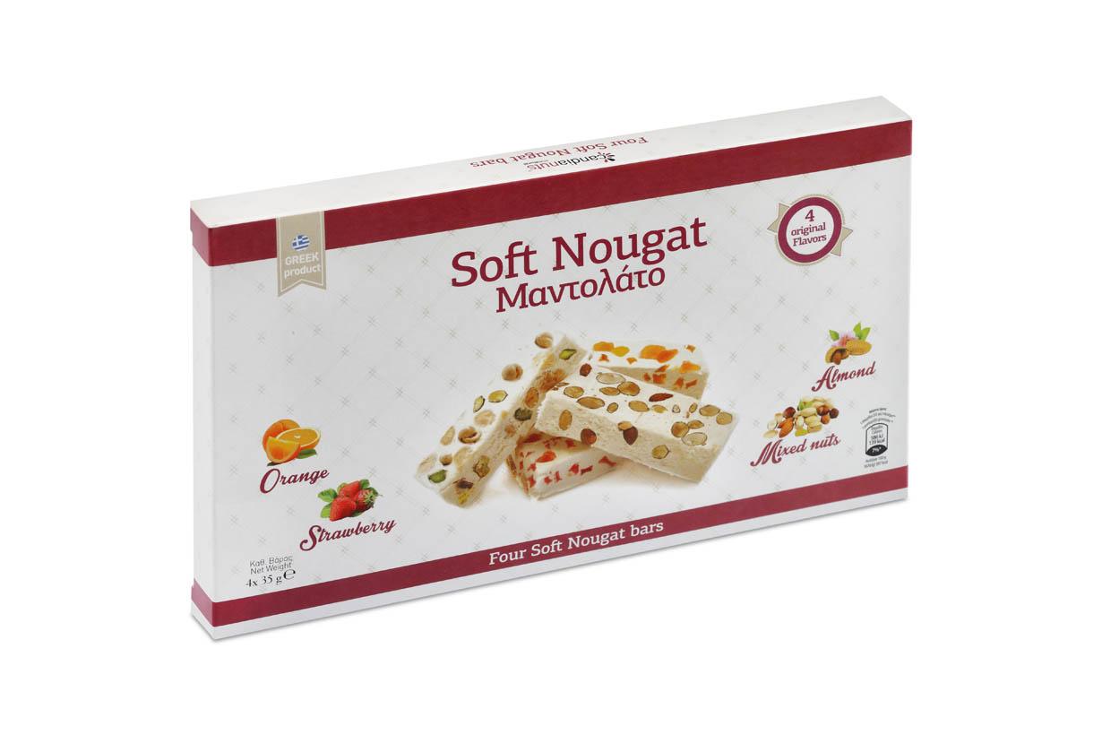 Set - Soft Nougat Bars