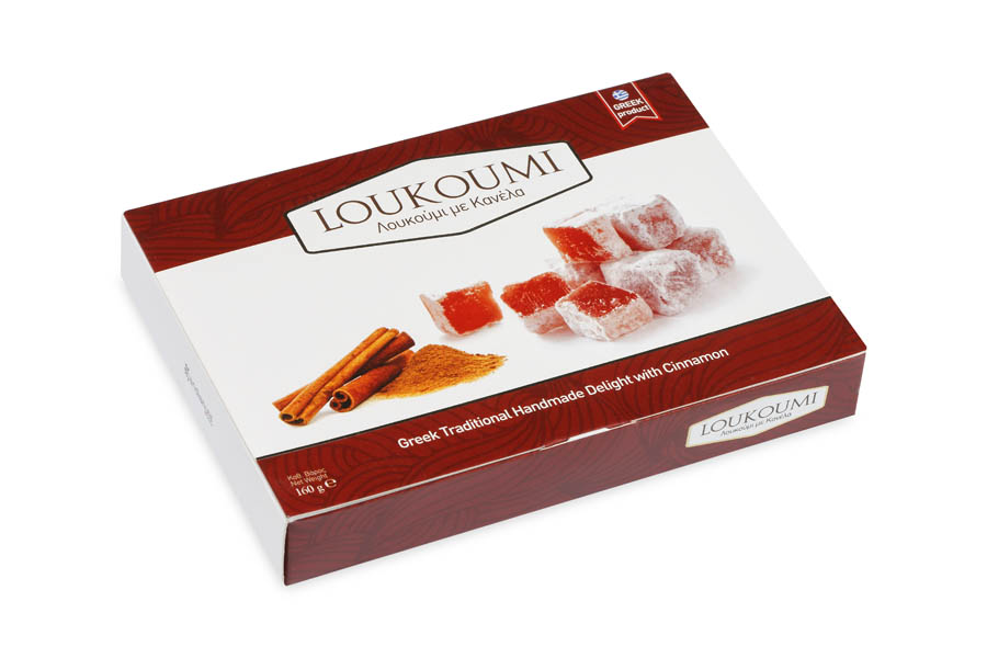 Loukoumi Cinnamon