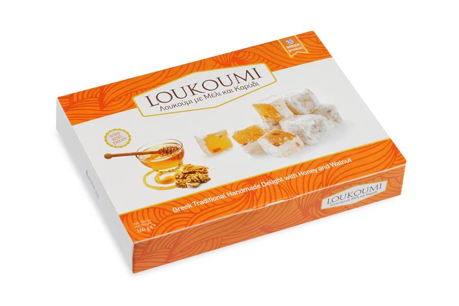 Loukoumi Honey-walnuts